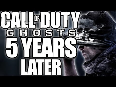 Call Of Duty: Ghosts FIVE Years Later - Is It Still Active In 2018?