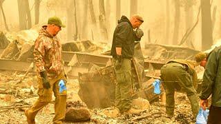 Verheerende Waldbrände: Die Opferzahlen in Kalifornien steigen