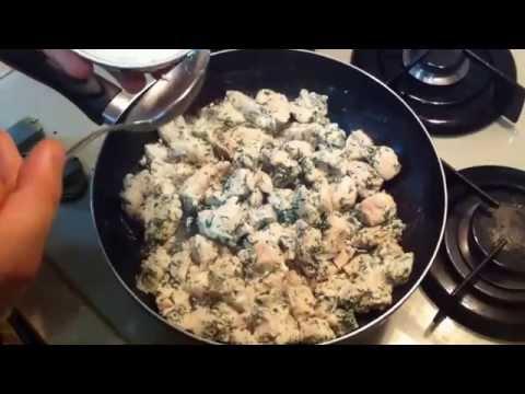 Рецепты из куриного фарша -