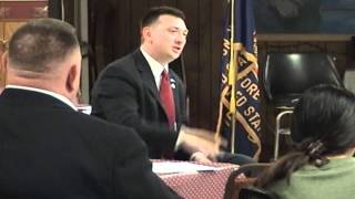 Veteran Showdown - Ultimate Debate - Chris Collins vs. Dave Bellavia -  6-11-12 part 2