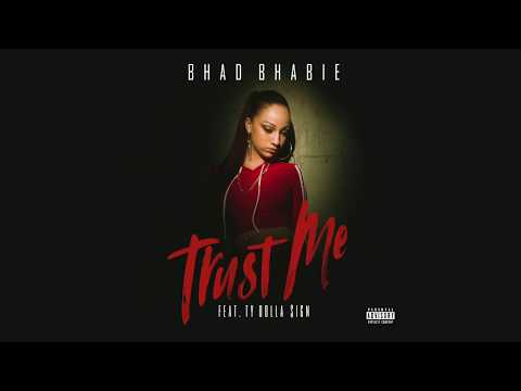 BHAD BHABIE feat. Ty Dolla $ign - 'Trust Me' (Official Lyric Video) | Danielle Bregoli