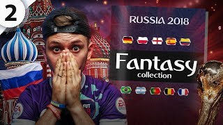 FANTASY COLLECTION  WORLD CUP 2018 2