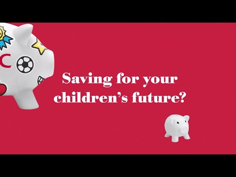 Saving for your children's future?