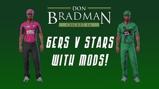 don bradman 14 with mods