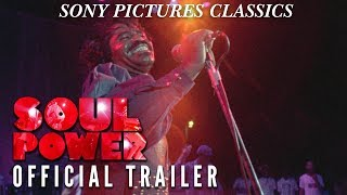 Soul Power - Trailer (HD)