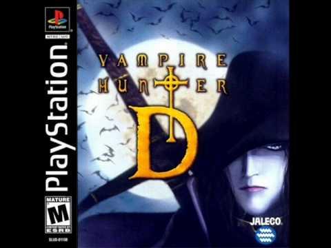 Vampire Hunter D (PSX Game OST) - Track 08