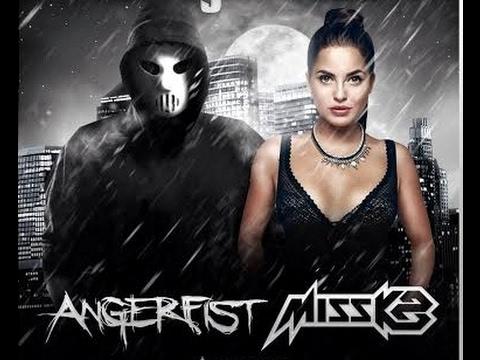 Angerfist vs miss k8 2017