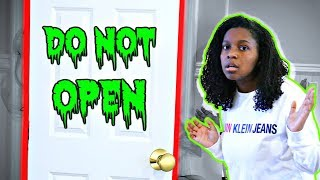 Do Not Open The Door At Night! - Onyx Family