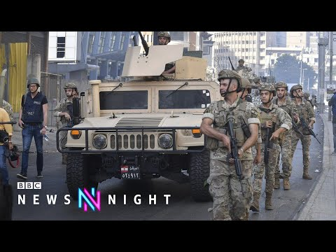 Lebanon crisis: What caused violence in the country? - BBC Newsnight