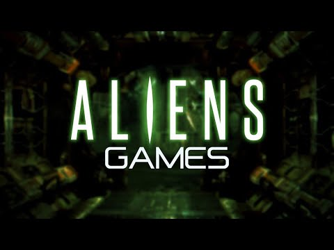Which are the Best Alien & Aliens Video Games? Some Alien Franchise Games are Great, Others Suck!