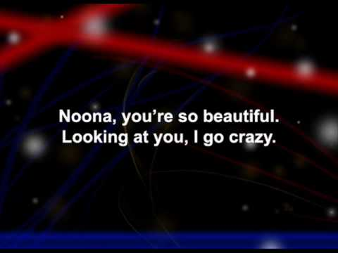 Noona You're So Pretty (Replay) - SHINee [english lyrics]