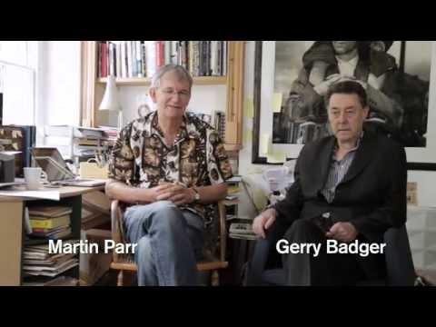 Vidéo de Martin Parr