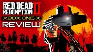 An Xbox Fan's Honest Red Dead Redemption 2 Review | Xbox One X Finally Justified?