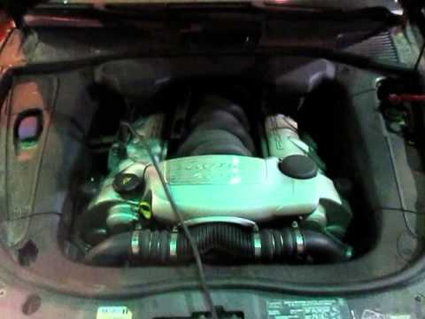 2005 Porsche Cayenne Turbo S 4 5l Engine Test 1 150504 Youtube