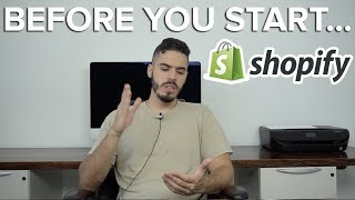 3 Things You MUST Know Before Starting Shopify Dropshipping