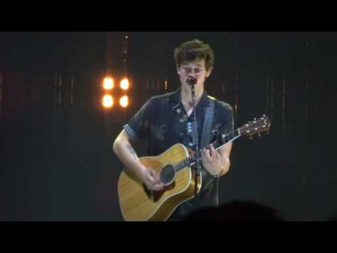 Shawn Mendes - The Weight (Live at The Oracle Arena)