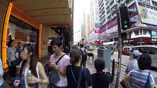 【Hong Kong Walk Tour】Canton Road 廣東道 《Tsim Sha Tsui → Mong Kok 》