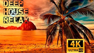 4K Deep House Relax 2020 ☃️☃️☃️New Year Mix 2020???