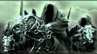 Straszne odgłosy Nazgula / Krzyki, wrzaski Nazguli / Władca Pierścieni / Hobbit