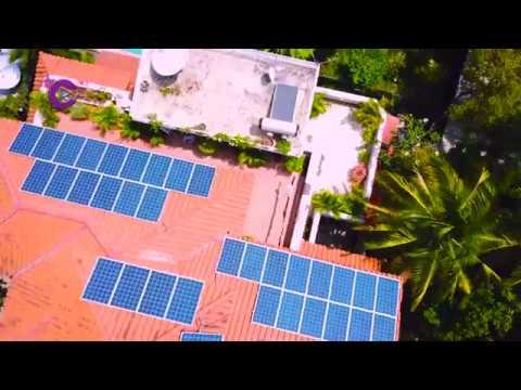Renewable Energy Solar System Project Promo 1