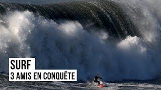 Les dompteurs de vagues géantes