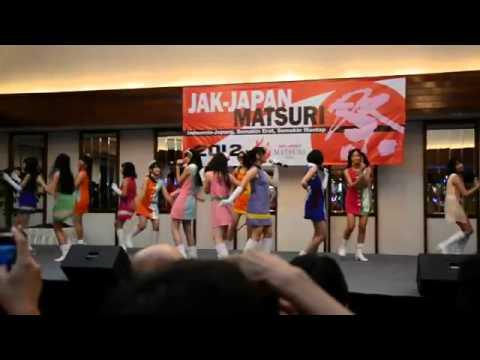 JKT48 - Ponytail To Shushu 23-09-2012