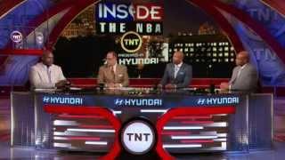 TNT Preview: Dallas Mavericks vs Oklahoma City Thunder (2012 Playoffs)