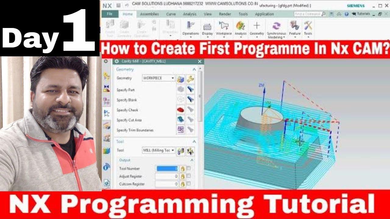Nx 11 cnc programming tutorial cam solutions hindi punjabi youtube nx 11 cnc programming tutorial cam solutions hindi punjabi baditri Choice Image