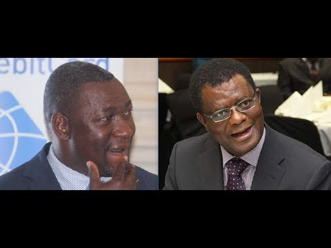 Reward Kangai vs Supa Mandiwanzira - Corruption Charges