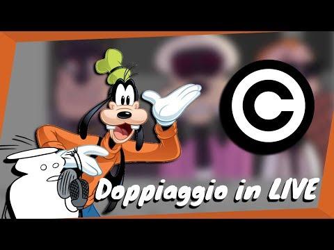 ⚪ Doppiaggio in Live 7: Uptown goof