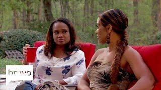 Married To Medicine: Quad Webb Lunceford Finally Faces The Women (Season 6, Episode 3) | Bravo