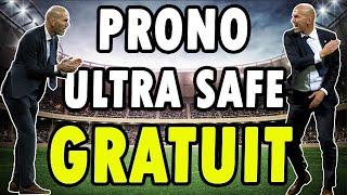 ZIDANE VOUS FAIT GAGNER DE L'ARGENT FACILEMENT (Pronostic gratuit paris sportif)