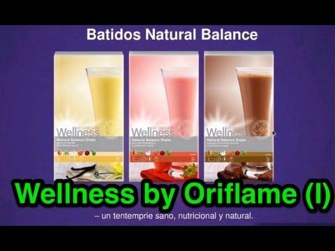Wellness by Oriflame (I) Los Batidos Natural Balance