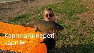 рыбалка на озере кинерет 10 02 2021