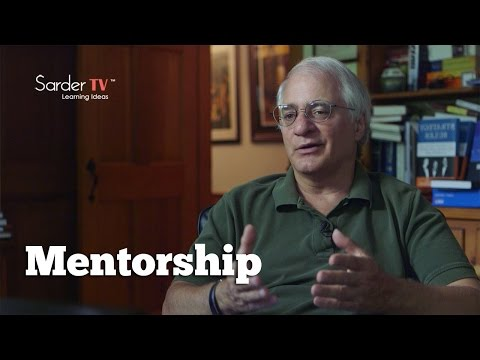 Have you had mentors in your life? by Michael Cusumano, Author of Strategy Rules