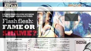 Sex blogger returns to Singapore (Alvivi Ep 1.1)
