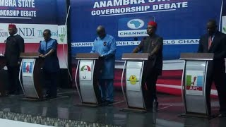 BIAFRA: ANAMBRA ELECTION DEBATE, DID PETER OBI LEAVE 36 OR N72BILLION FOR OBIANO