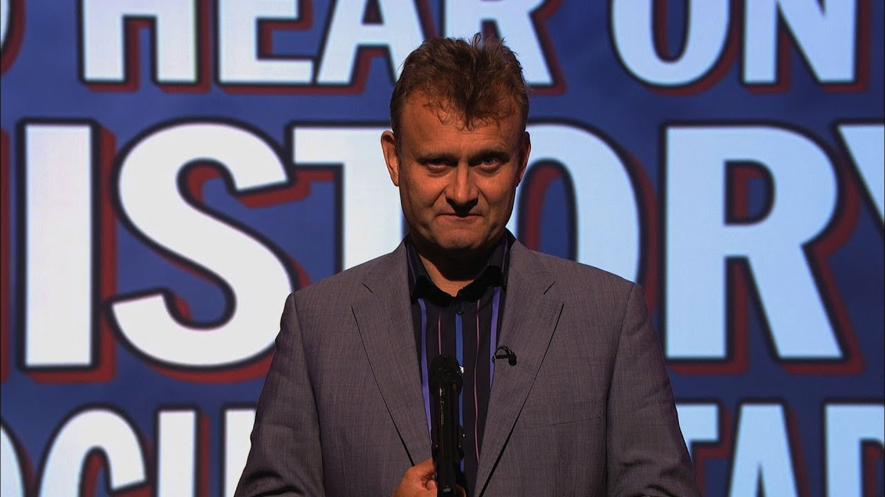 Unlikely things to hear on a history documentary - Mock the Week: Series 12 Episode 12 - BBC Two