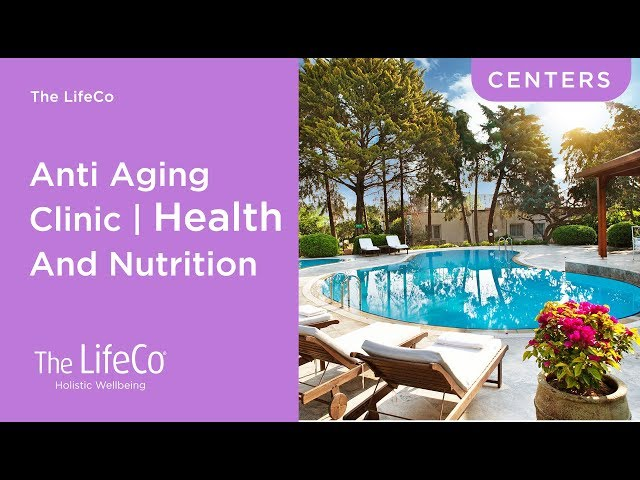 Anti Aging Clinic | Health And Nutrition Program