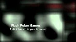 Flash Poker Software Games