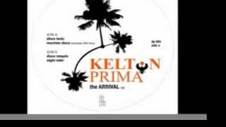 Kelton Prima - Disco Megalo