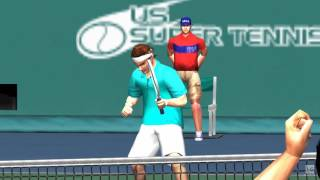 Virtua Tennis: World Tour PSP Gameplay HD