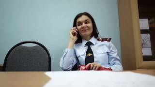 Подполковник полиции ПСИХИАТР Ичитовкина не ожидала встретить юриста Антона Долгих