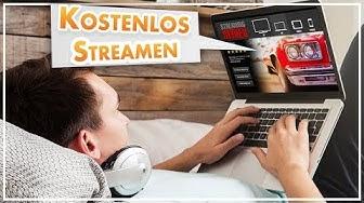 KOSTENLOS Serien und Filme streamen 📺