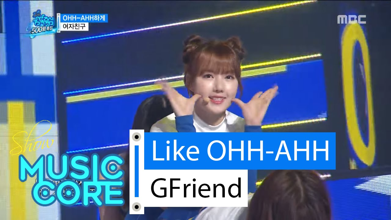 Special Stage Gfriend Like Ooh Ahh 여자친구 Ohh Ahh하게 Show