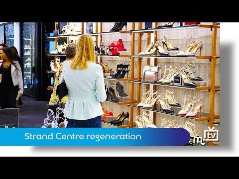 Strand Centre regeneration