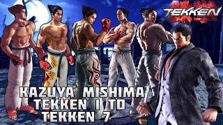 Tekken - Kazuya Mishima Evolution (1994-2016) thumbnail