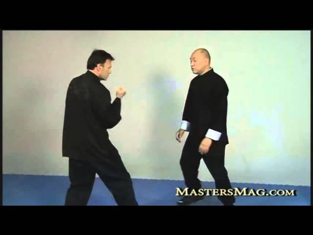 Robert Chu CSL Wing Chun Kuen