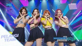 [Stage Mix] As If It's Your Last (마지막처럼) - BLACKPINK (블랙핑크) @ Show Music Core
