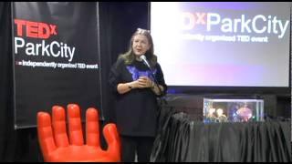 TEDxParkCity - TEDxChange - Teri Orr - TEDxParkCity Organizer